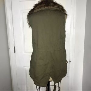 Forever 21 Jackets & Coats - Forever 21 /Love 21 Utility Vest